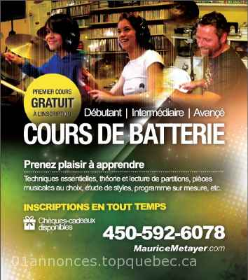 Services de Garderie, Education